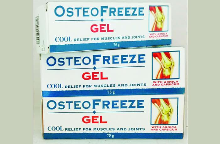 NATIVA – Osteo Freeze Gel