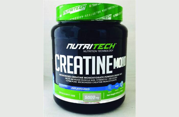 NUTRITECH - Creatine Monohydrates