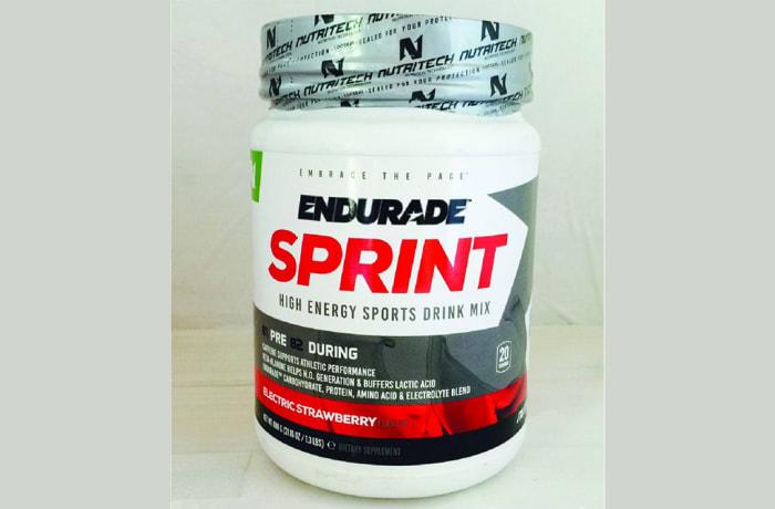 NUTRITECH - Endurade Sprint