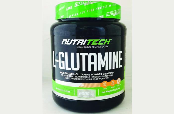NUTRITECH - L-Glutamine