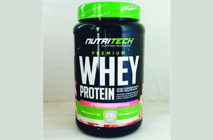 NUTRITECH - Premium Whey Powder