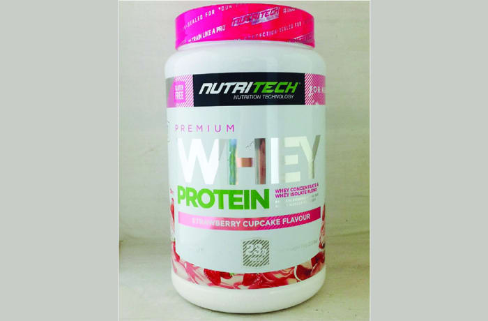 NUTRITECH - Whey Powder
