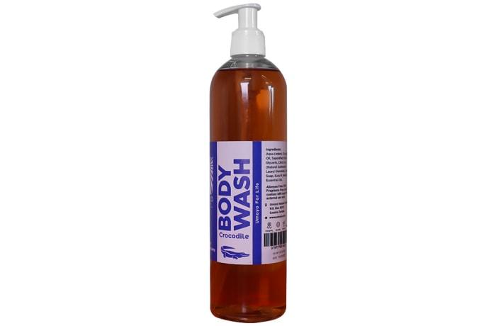 Body Wash Crocodile Oil Nourishes & Moisturizes  500ml