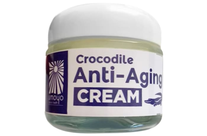 Crocodile  anti-Aging Cream Oil Infused  50ml