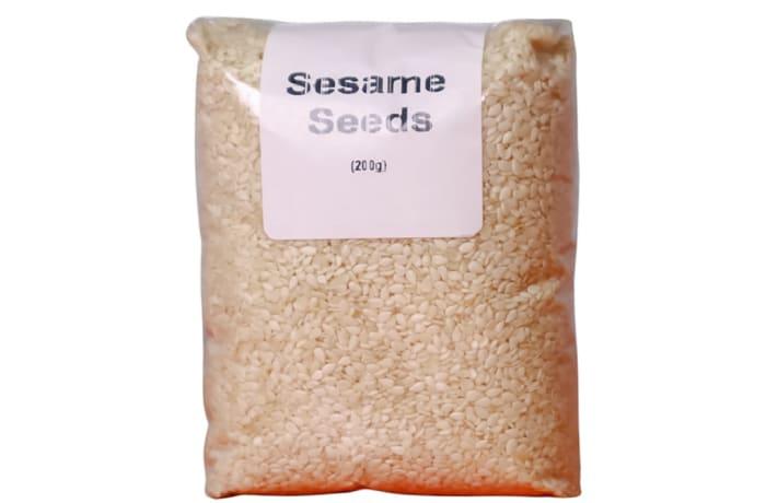 Sesame Seeds Healthy Fats, Protein, B Vitamins, Minerals, Fiber, Antioxidants 200g