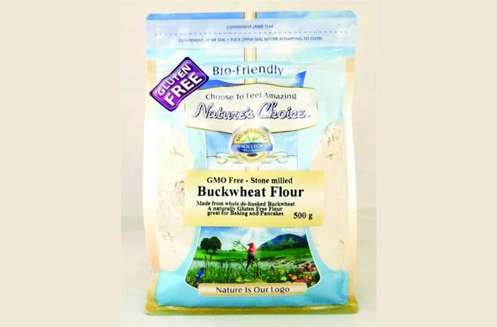 Nature's Choice - Buckwheat Flour