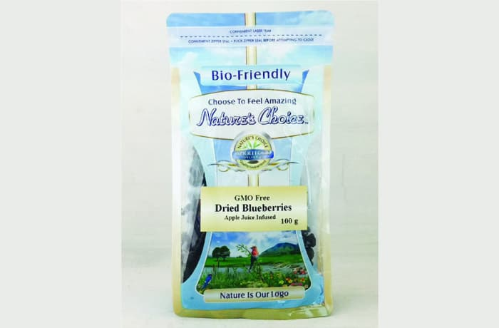Nature's Choice - Dried Blueberries