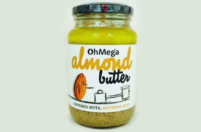 OhMega Almond Butter