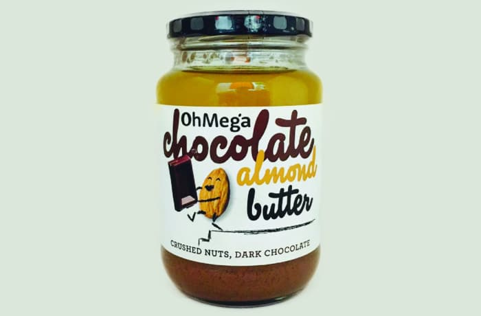 OhMega Chocolate Almond Butter
