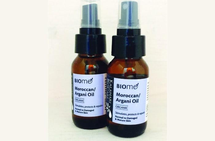 Organic Moroccan/Argani Oil