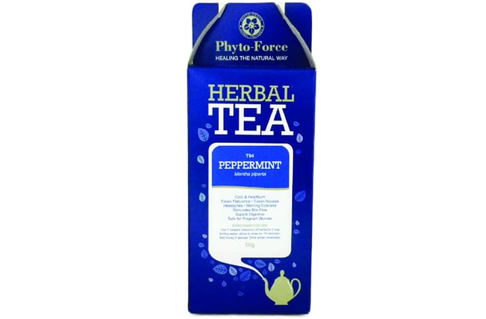Phyto-Force Peppermint Tea(Mentha Piperta)