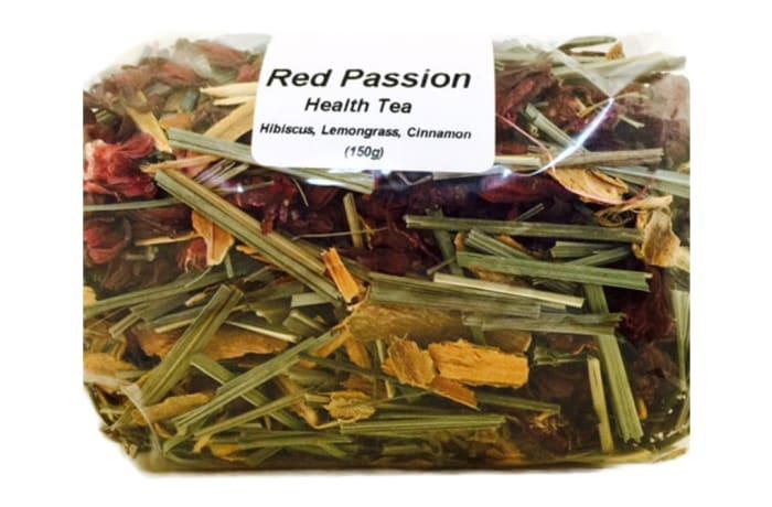 Umoyo Red Passion Tea