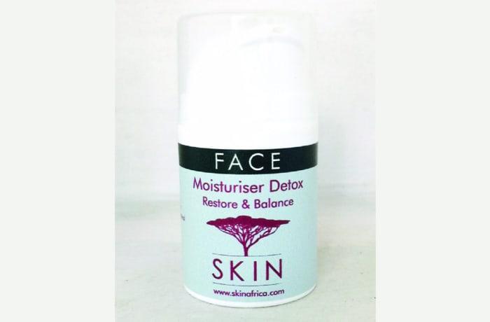 Skin Face Moisturiser Detox