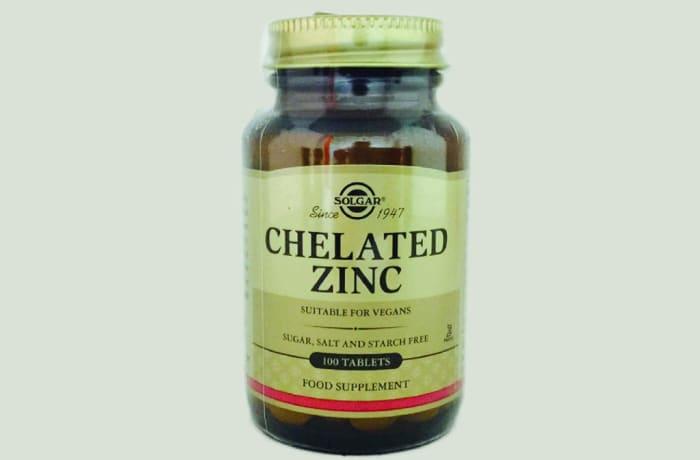 Solgar Chelated  Zinc