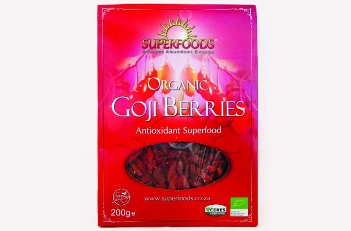 Superfoods Goji Berries