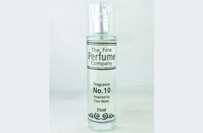 The Fine Perfume Company Fragrance #10 Inspired by Cool Water