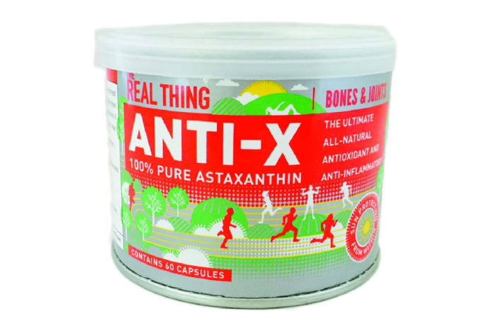 The Real Thing Anti-X