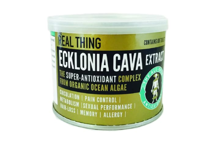 The Real Thing Ecklonia Cava Extract