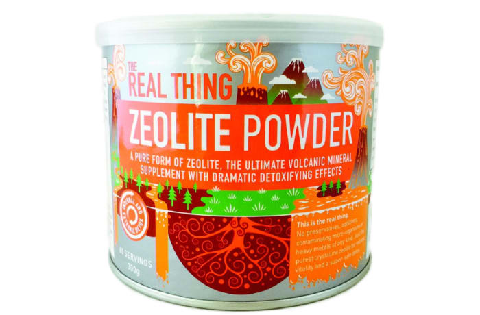 The Real Thing Zeolite Powder