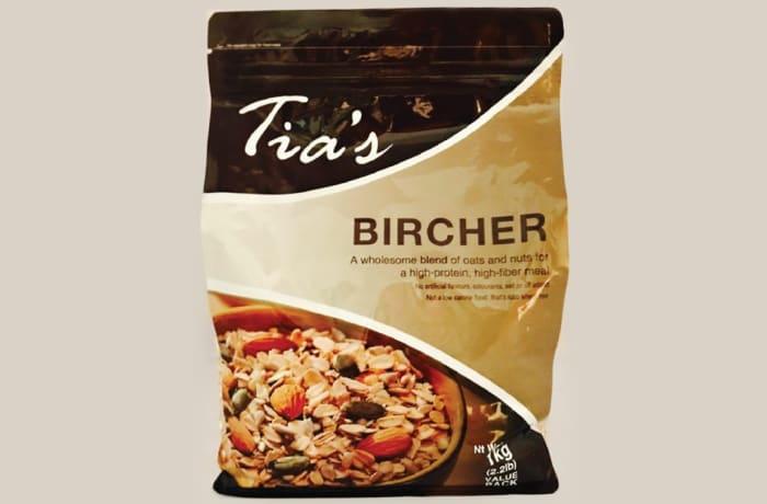 Tia's Bircher