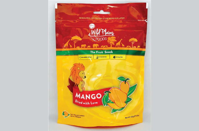 Wild Plains Foods - Dried Mangoes