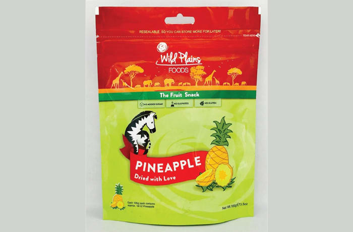 Wild Plains Foods - Dried Pineapples