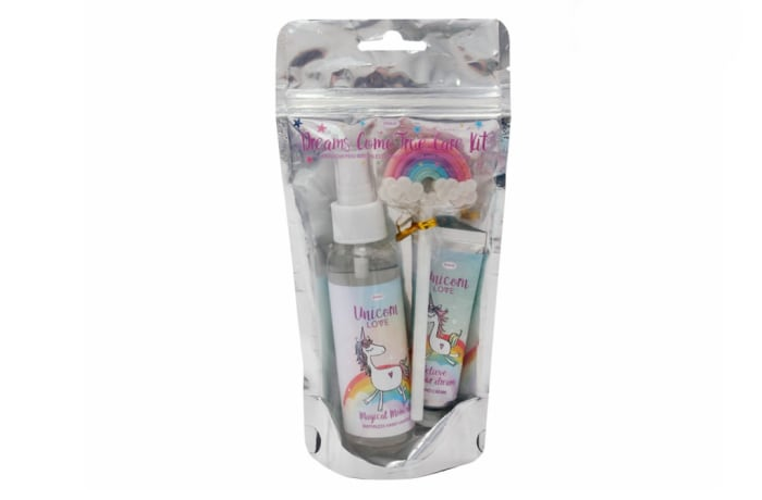 Unicorn Love Dreams Come True Care Kit