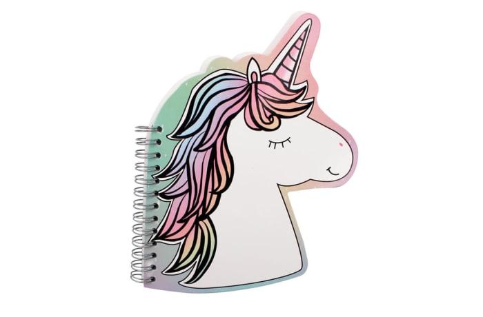 Unicorn Love Notebook