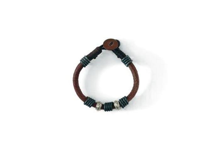 Unisex snare bracelet