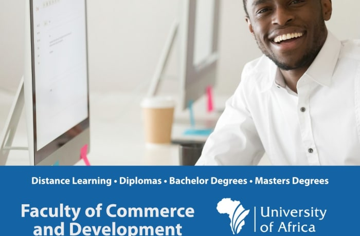 Commerce and Development distance learning courses image
