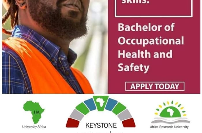 Apply now for Bachelor of Occupational Health and Safety image