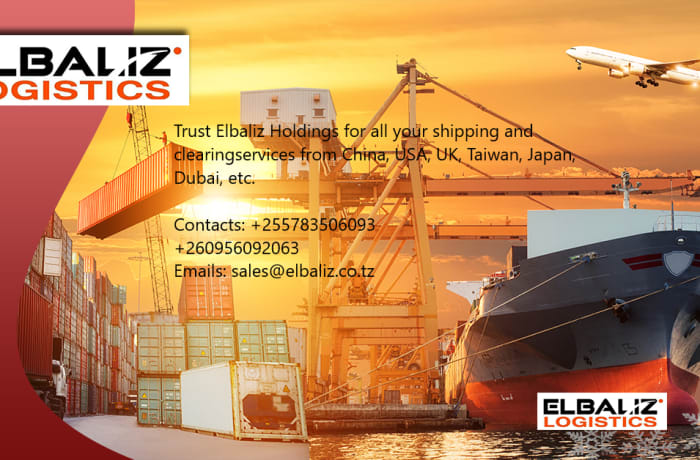Reliable and professional freight forwarding services image