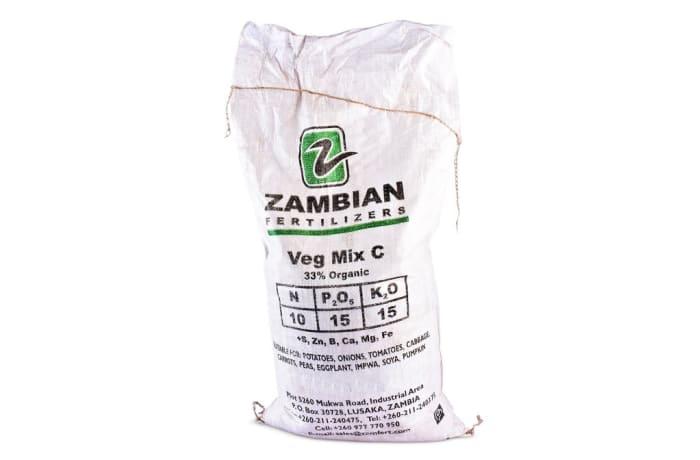Basal Dressings Veg Mix C  Fertilizer - 5kg