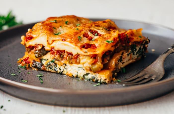 Tansi Kitchen - Veggie Lasagne