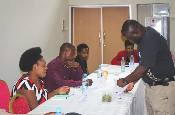 VenYou hosts trainings for health care providers image