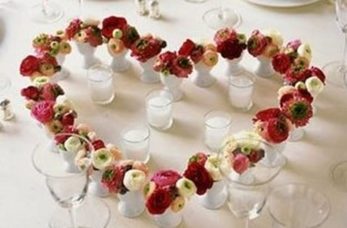 Get 14% off your wedding and kitchen party for February image