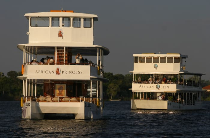 African Queen/African Princess - lunch cruise