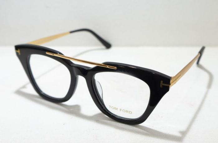Tom Ford Eye glasses Frame - Black & gold