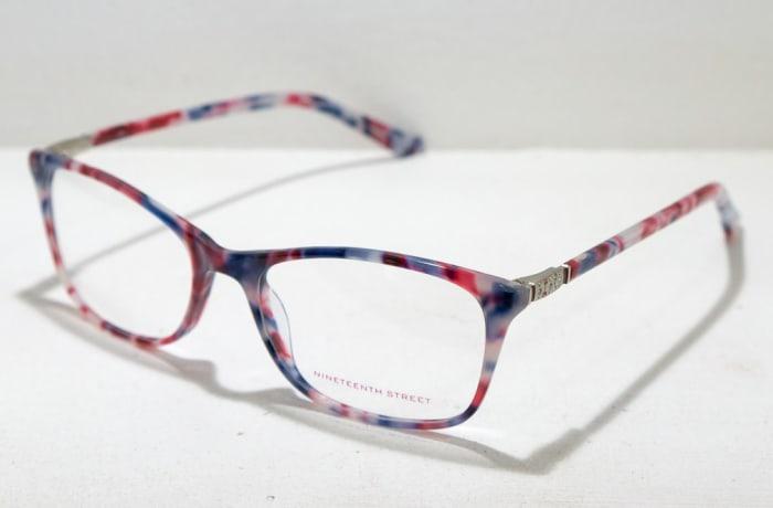 Nineteenth Street Full Rim Eyeglass Frame