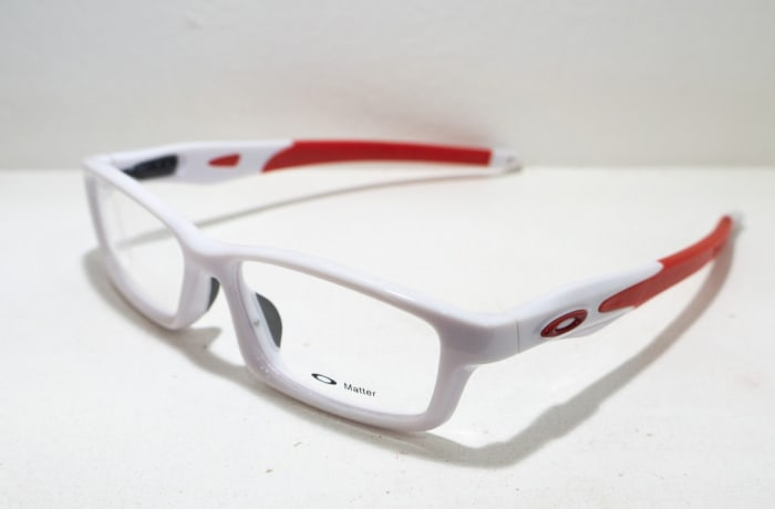 Oakley Matter Eye glasses Frame - White