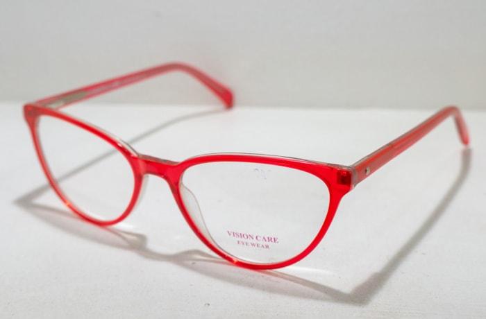 Vision Care Full Rim Eyeglass Frames - Orange