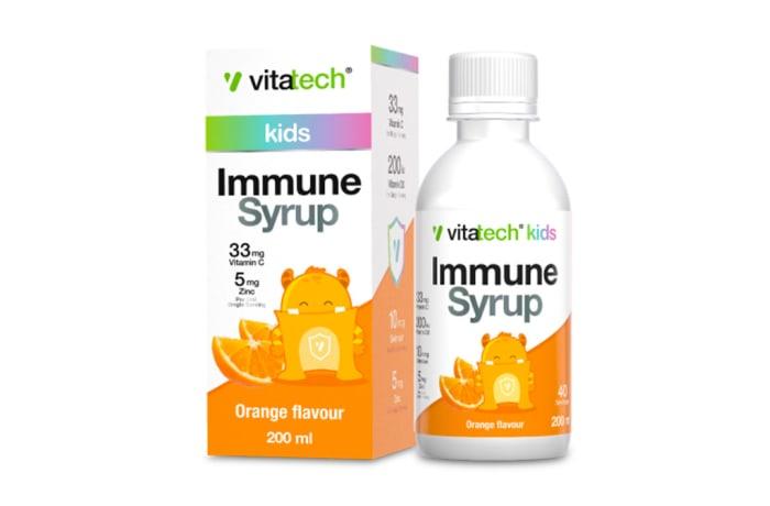 Vitatech  Kids Immune Syrup