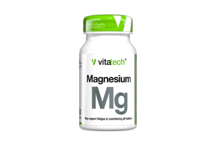 Magnesium Mg May Support Fatigue & Maintaining Ph Balance 30 Tablets