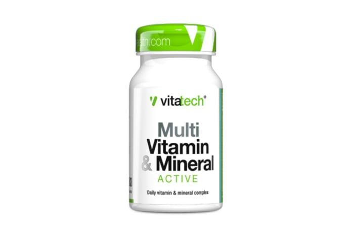 Vitatech® Multi Vitamin & Mineral Active