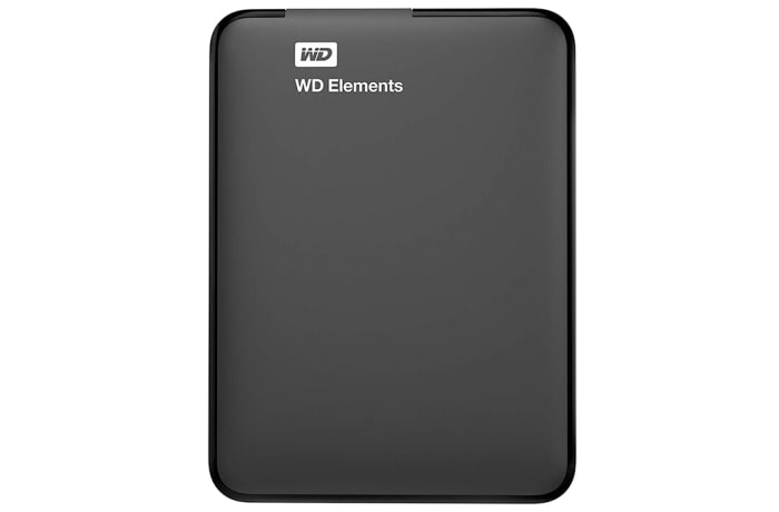 Western Digital 500GB Elements Portable External Hard Drive - USB 3.0