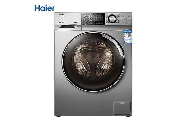 Washing Machines - Haier direct drive inverter drum washing machine - XQG80A2