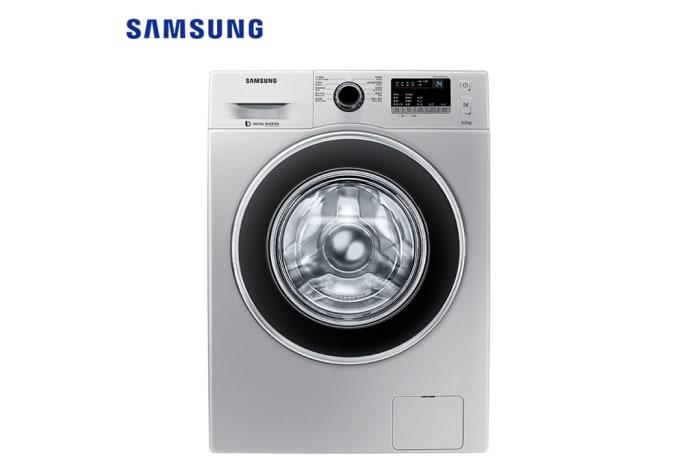 Washing Machines - Samsung 9 kg Automatic drum washing machine -WW90J3230GS/SC