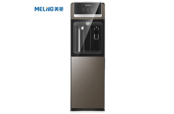 Water Dispensers - MeiLing  Vertical Double-door Cold and Hot Drinking Water Machine - MY-L208