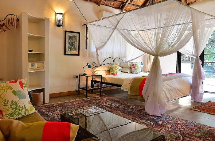 Waterberry Zambezi Lodge - The Lodge - Livingstone, Southern