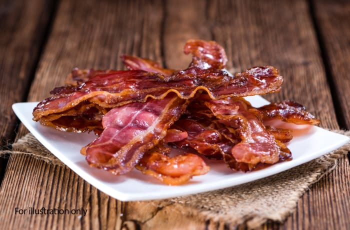 Weavers Nest - Breakfast -  Bacon